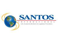 Santos International U.S. Customs Brokers and Logistics Providers