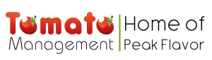Tomato Management