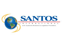 Santos International U.S. Customs Brokers and Logistics Providers